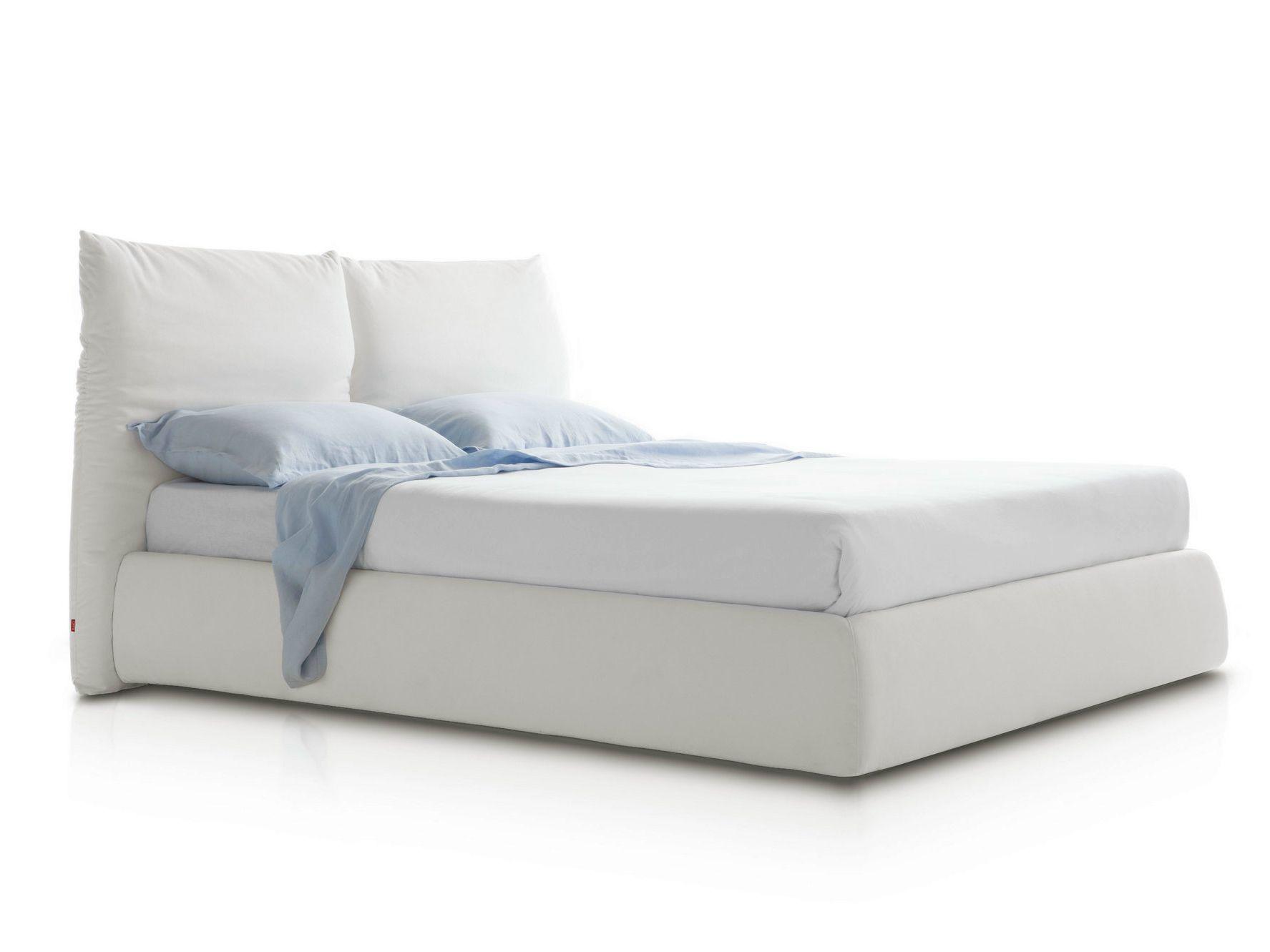 Oriente letto con testiera regolabile by pianca - Testiera letto tessuto ...