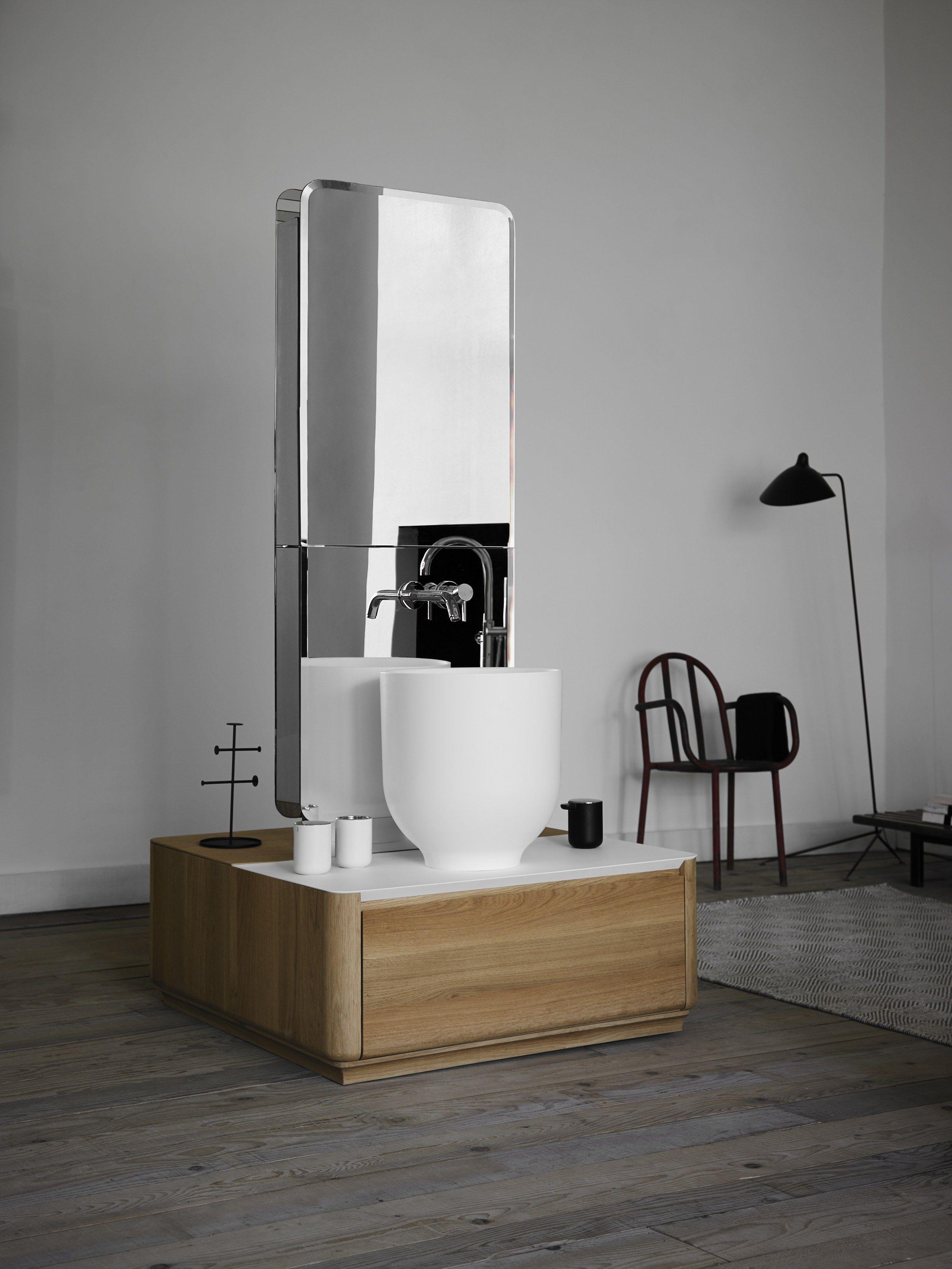 ORIGIN Specchio per bagno by INBANI design Seung-Yong Song