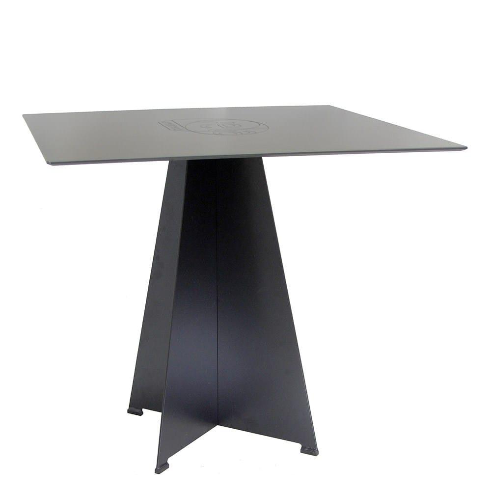 Steel contract table orione by vela arredamenti design for Orion arredamenti