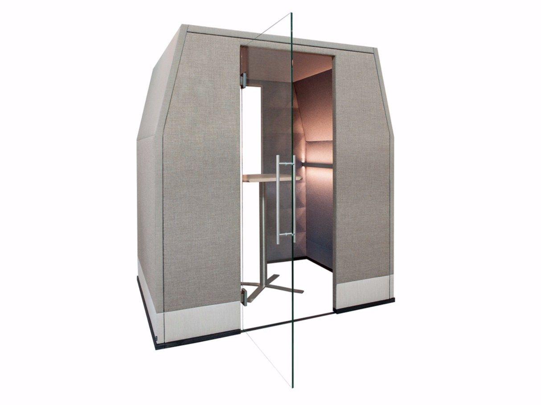cabine de bureau acoustique pour r unions palau home meeting by palau. Black Bedroom Furniture Sets. Home Design Ideas