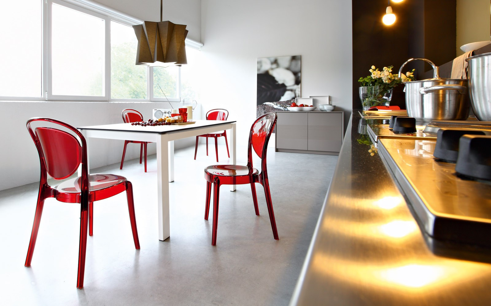 parisienne by calligaris design archirivolto. Black Bedroom Furniture Sets. Home Design Ideas