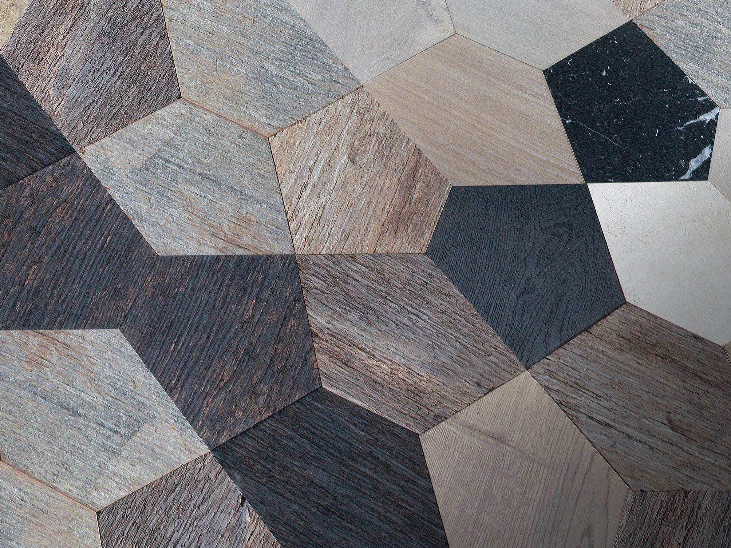 Wooden Parquet Pentha By Idee Amp Parquet