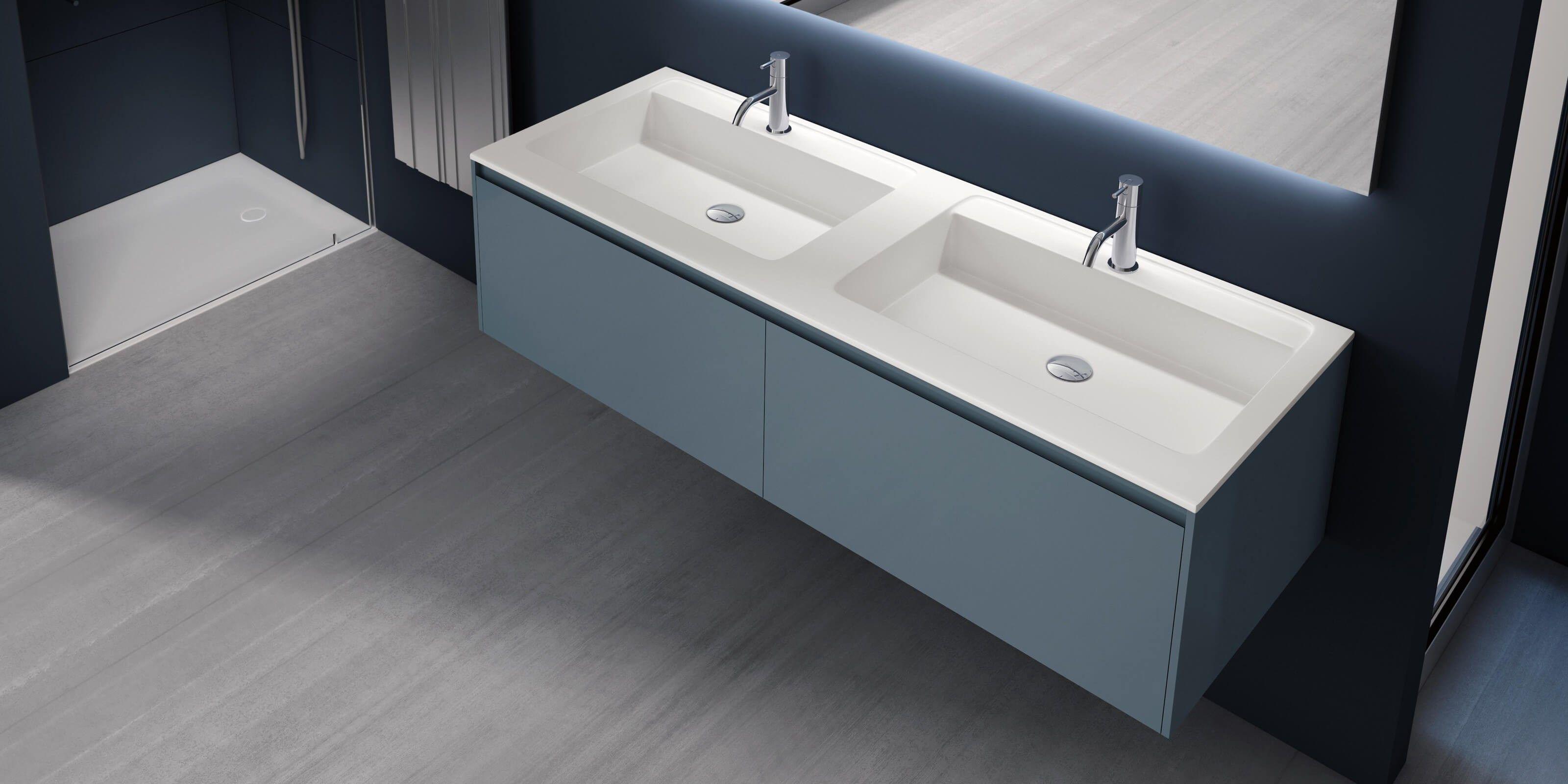 Piana by antonio lupi design - Arredo bagno completo ...