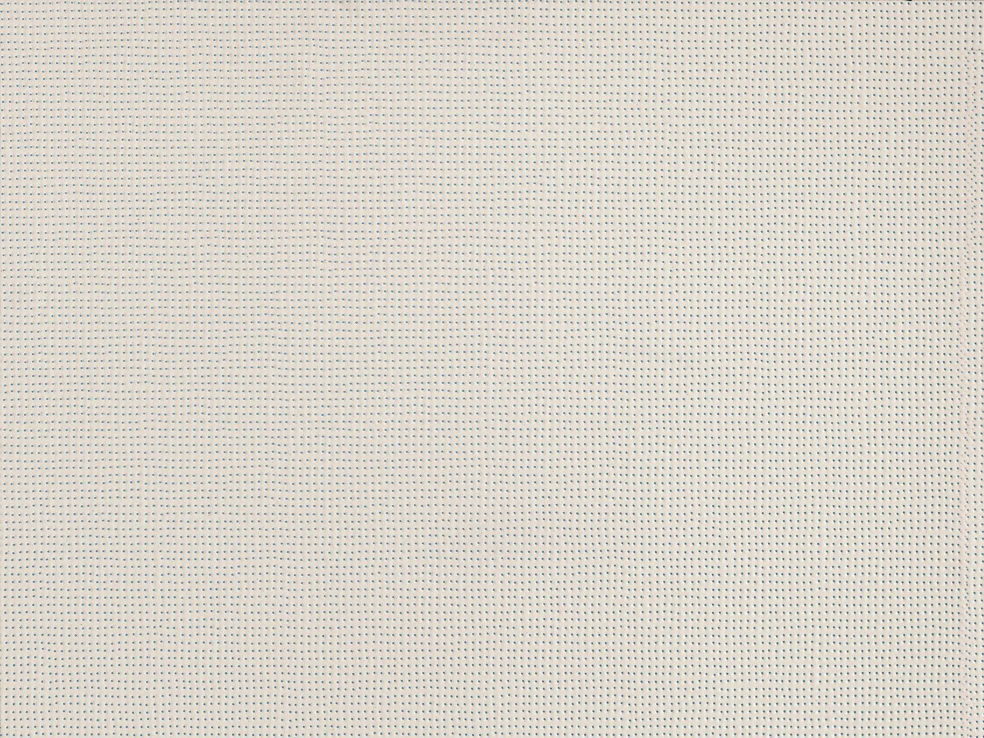 Rev tement de sol mur en gr s c rame pico blue dots blanc for Carrelage u4p4s