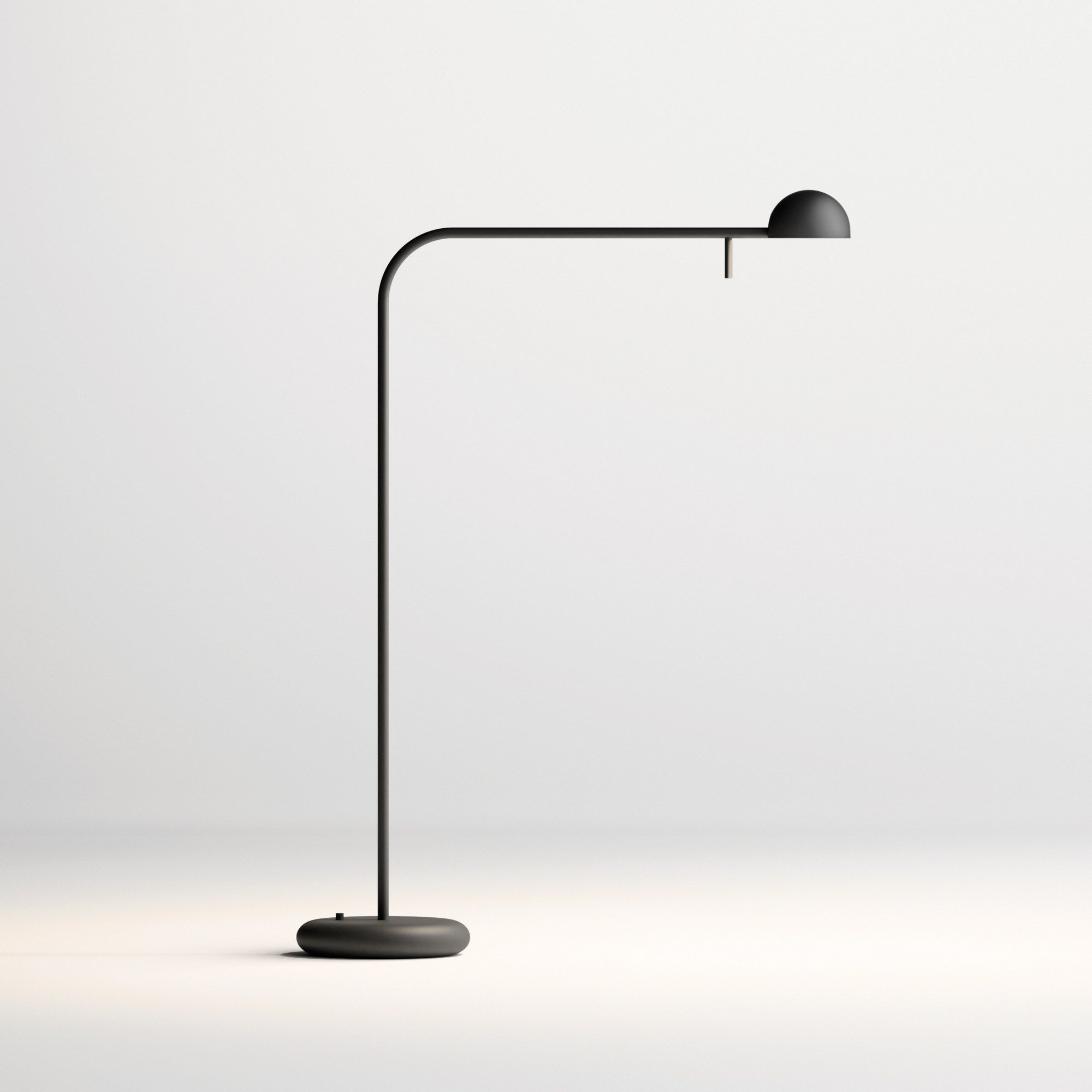 pin floor lamp by vibia design ichiro iwasaki. Black Bedroom Furniture Sets. Home Design Ideas