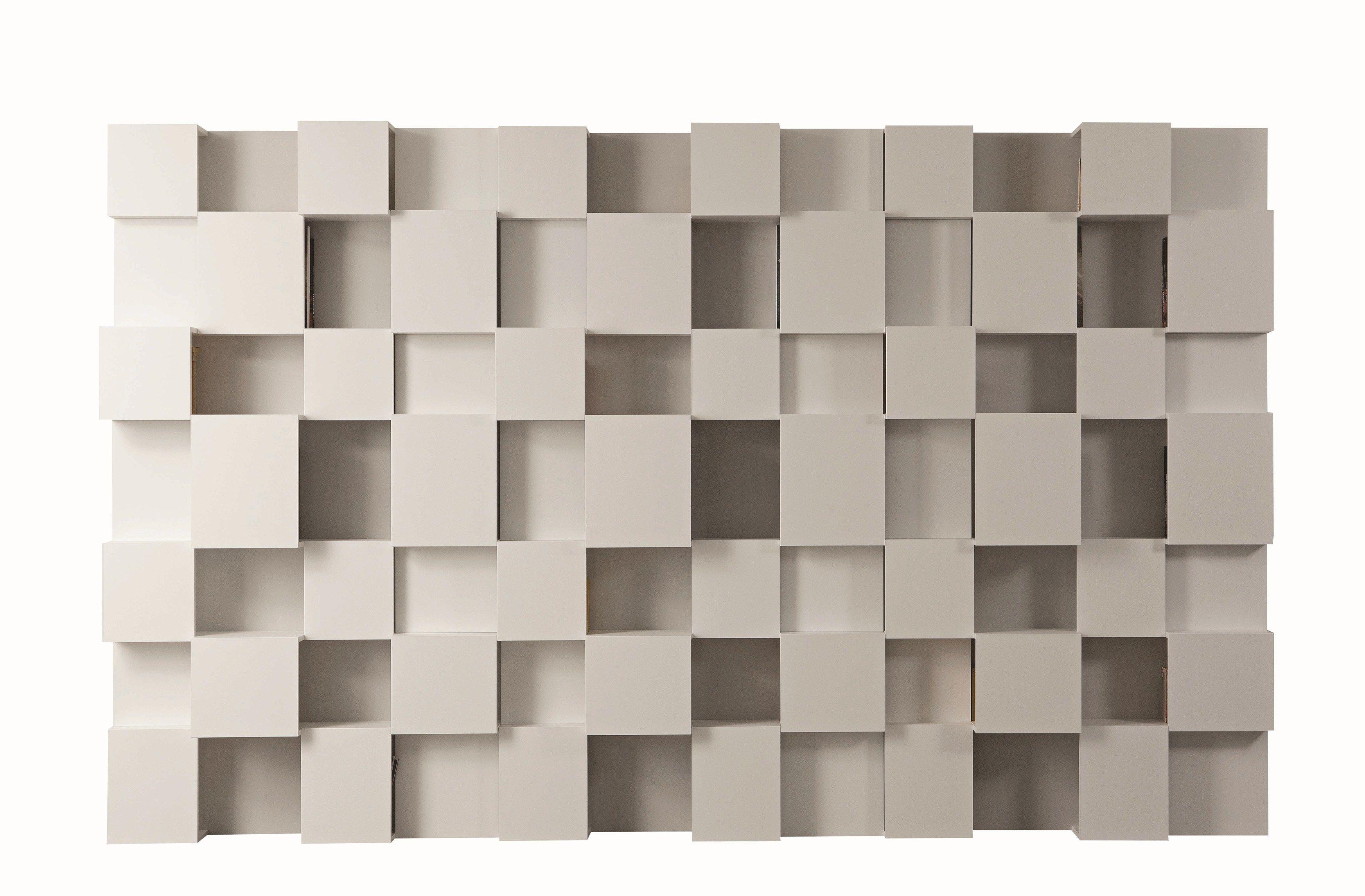 pixl libreria by roche bobois design fabrice berrux. Black Bedroom Furniture Sets. Home Design Ideas