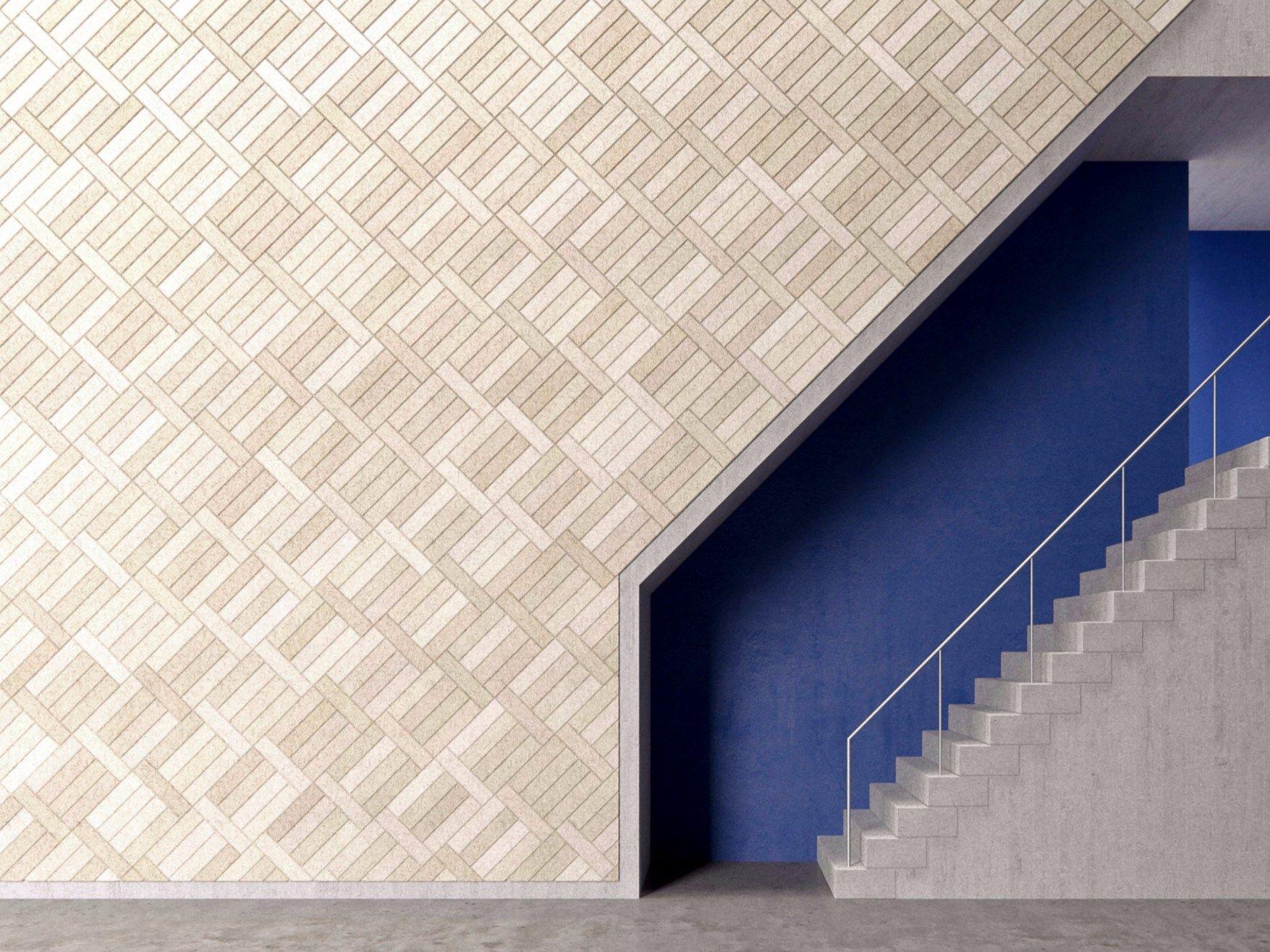Pannelli decorativi acustici baux acoustic tile plank by baux ...