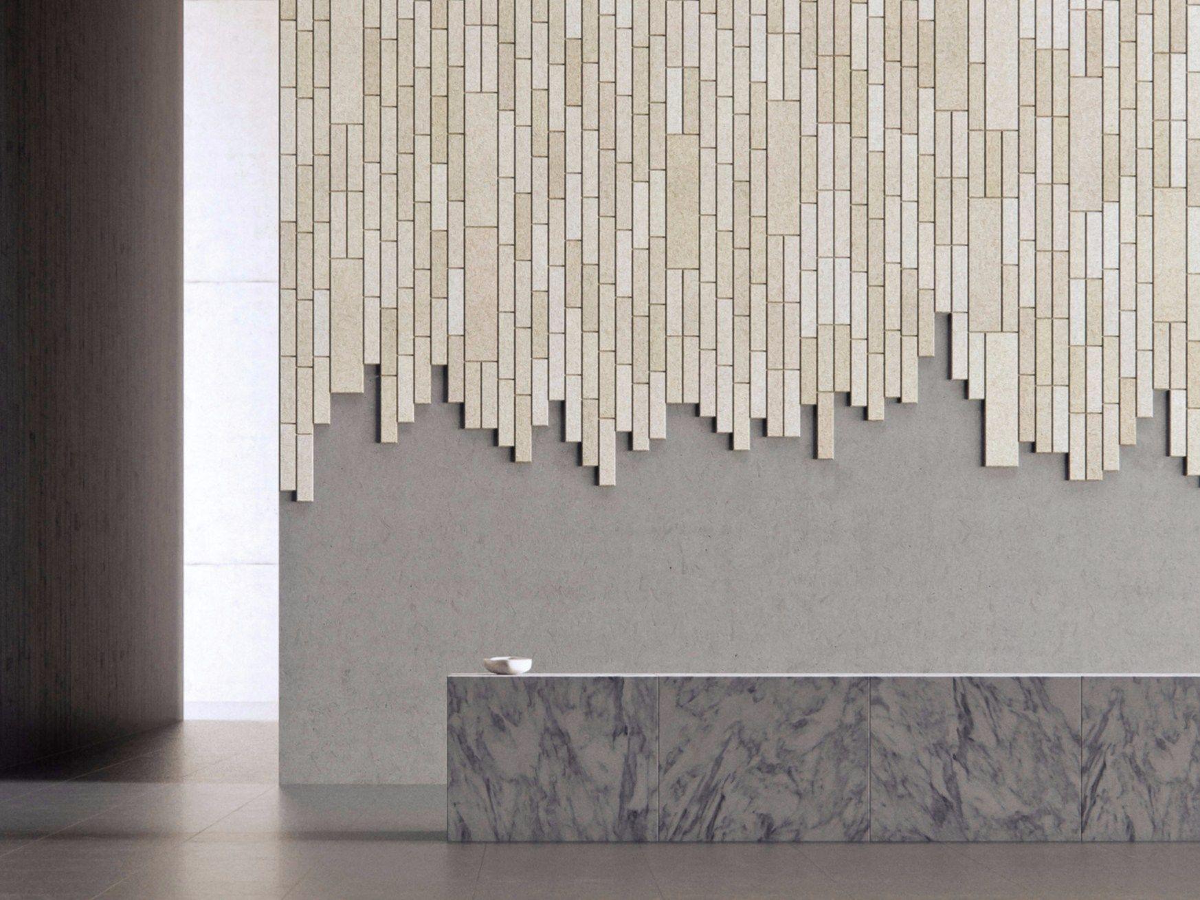 Panneaux acoustiques d coratifs baux acoustic tile plank for Panneaux decoratifs