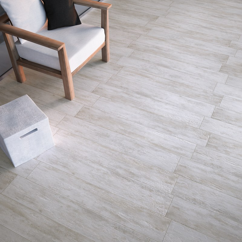 Porcelain stoneware wall floor tiles plank by cooperativa for Imola carrelage