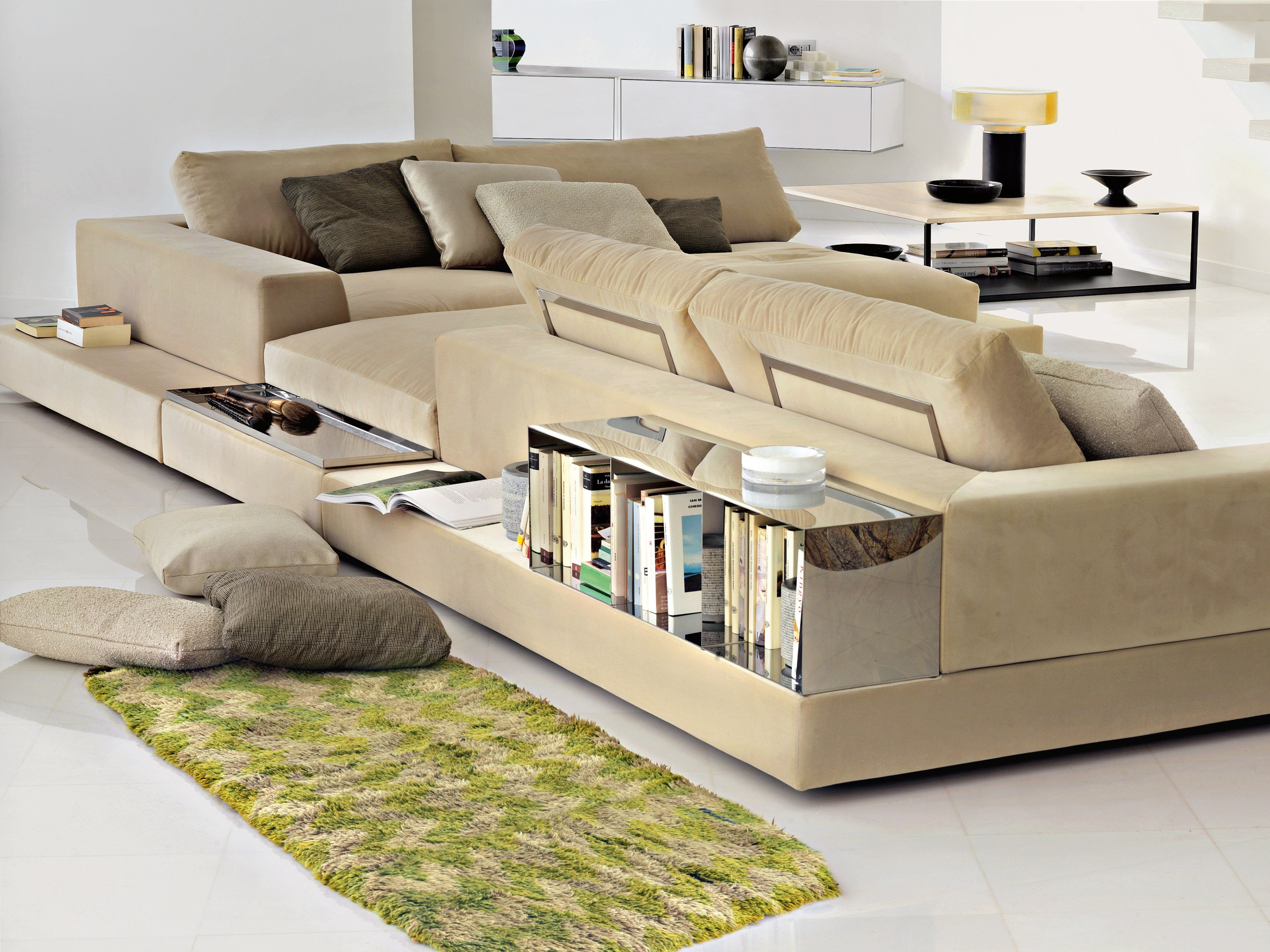 Sectional sofa plat by arketipo design studio memo for Design studio sectional sofa