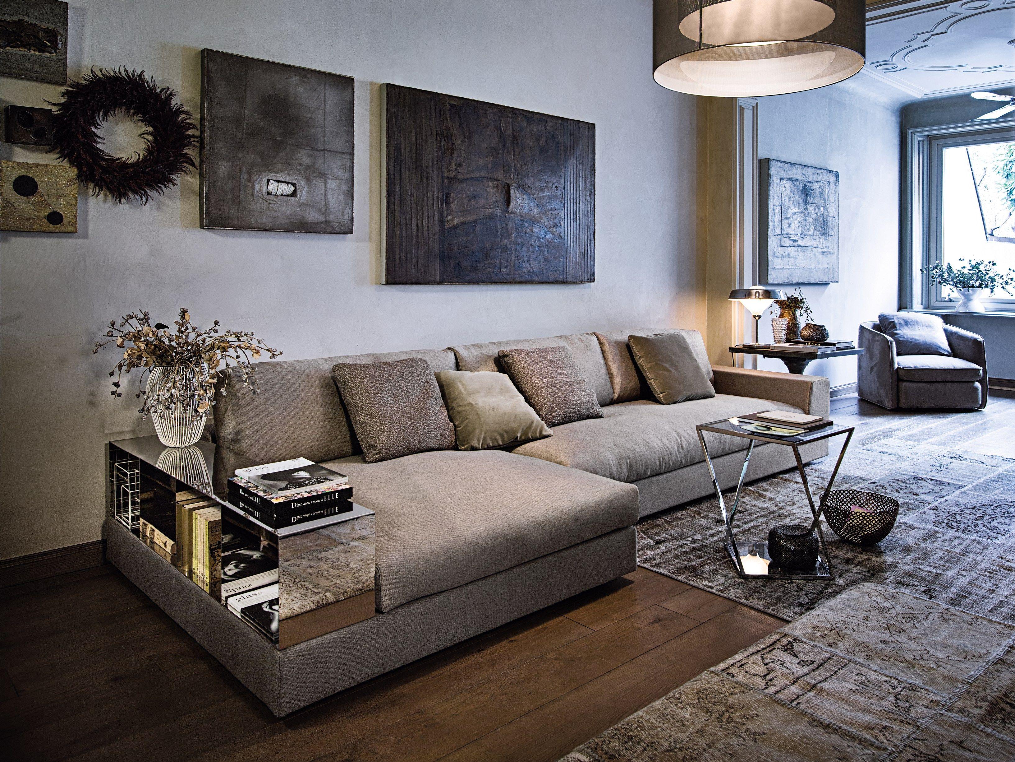 Sectional Sofa Plat By Arketipo Design Studio Memo