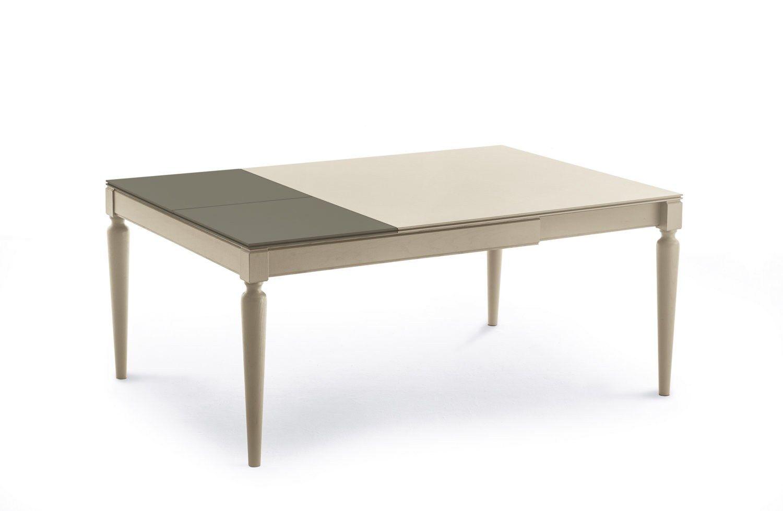 PLURIMO Tavolo laccato by Pacini & Cappellini design Hanno Giesler