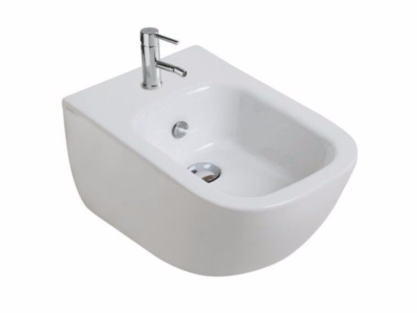Plus design bidet sospeso collezione plus design by galassia for Architec bidet sospeso