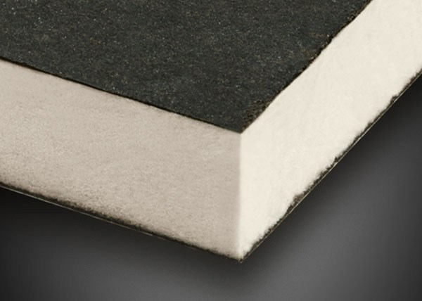 Polyiso Foam Thermal Insulation Panel Poliiso 174 By Ediltec
