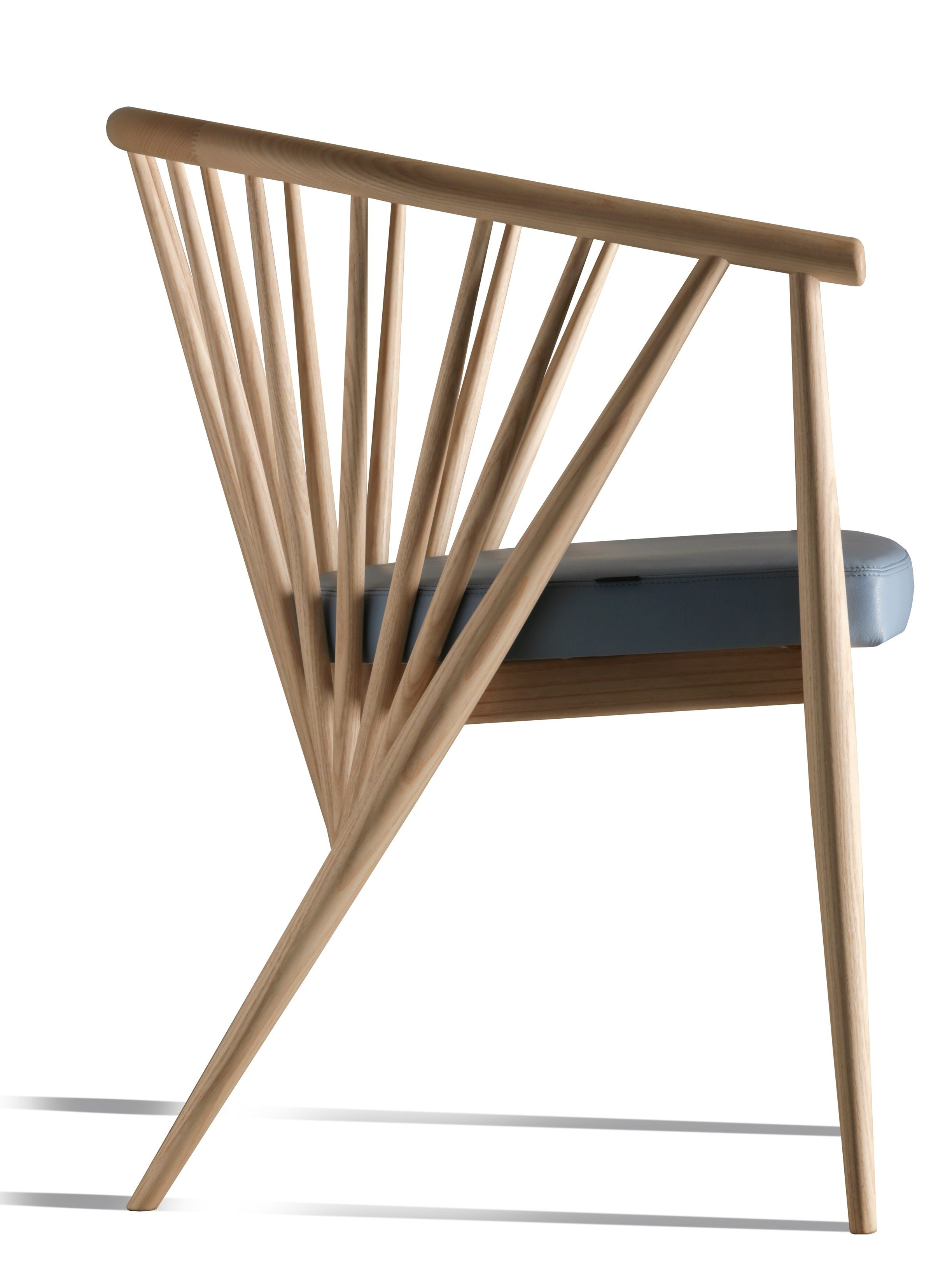Genny easy chair by morelato design centro ricerche maam for Easy chair designs