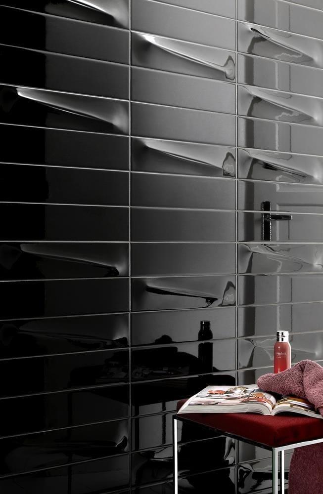 white paste wall tiles progetto l14 by lea ceramiche. Black Bedroom Furniture Sets. Home Design Ideas