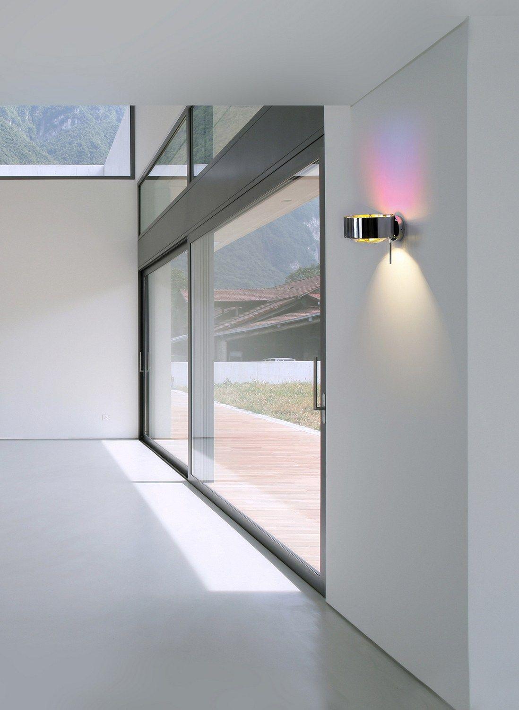 adjustable metal wall light puk wall by top light design rolf ziel. Black Bedroom Furniture Sets. Home Design Ideas