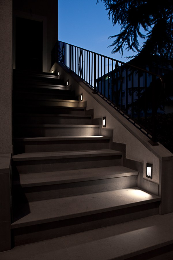 QUANTUM Illuminazione da incasso a LED by Goccia Illuminazione