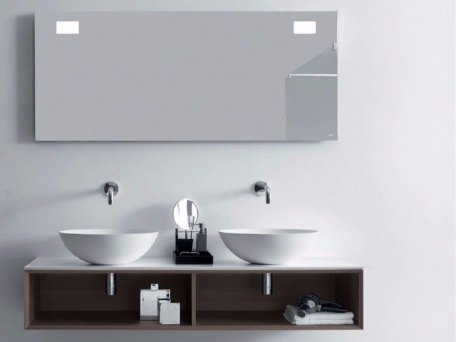 ZERO   Double vanity unit By FALPERQUATTRO ZERO   Double vanity unit By FALPER. Double Vanity Units For Bathrooms. Home Design Ideas