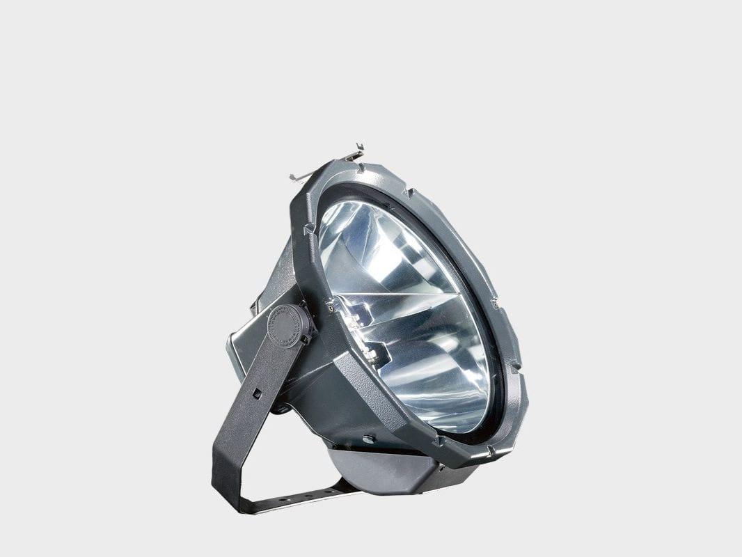 led adjustable outdoor floodlight ra 2000 by cariboni group. Black Bedroom Furniture Sets. Home Design Ideas
