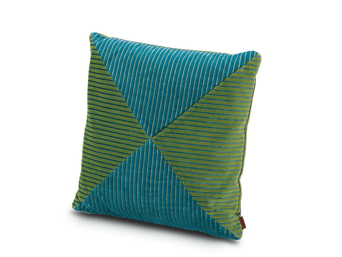 rafah square cushion by missoni home. Black Bedroom Furniture Sets. Home Design Ideas