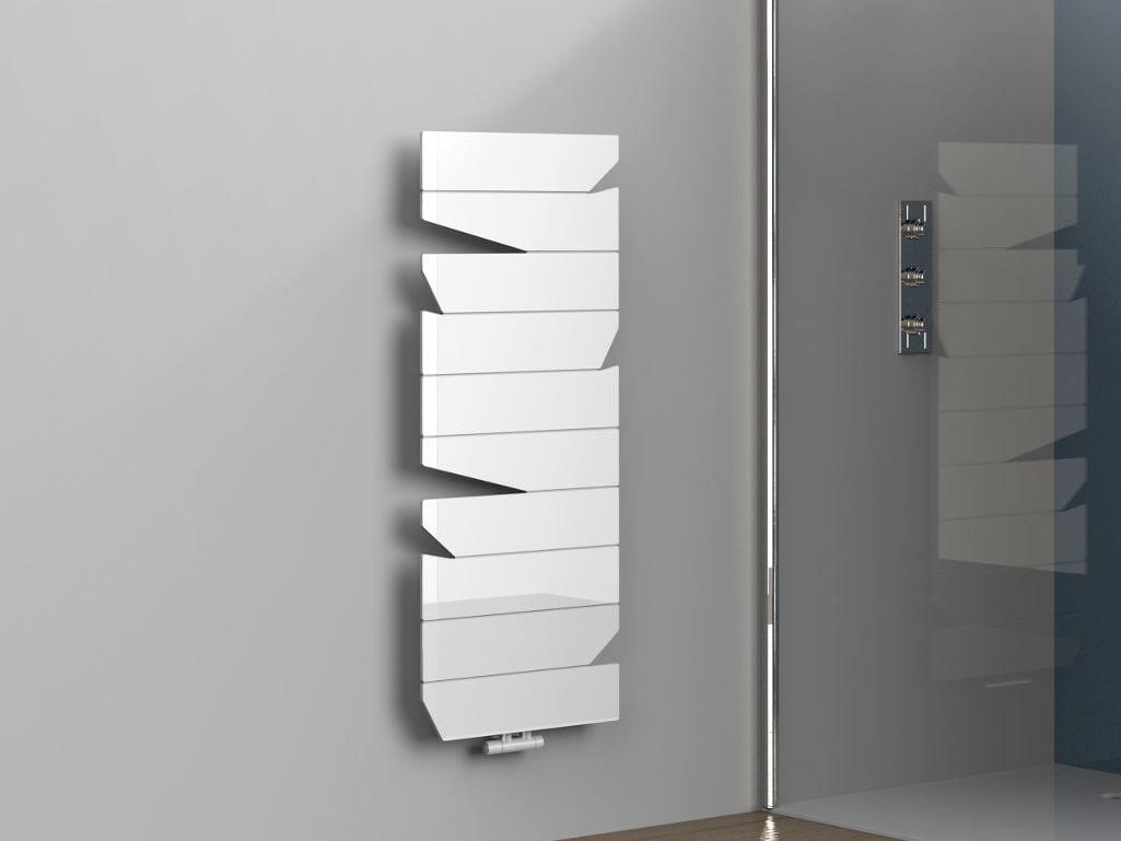 Scaldasalviette in alluminio a parete ray by k8 radiatori - Radiatori a parete prezzi ...