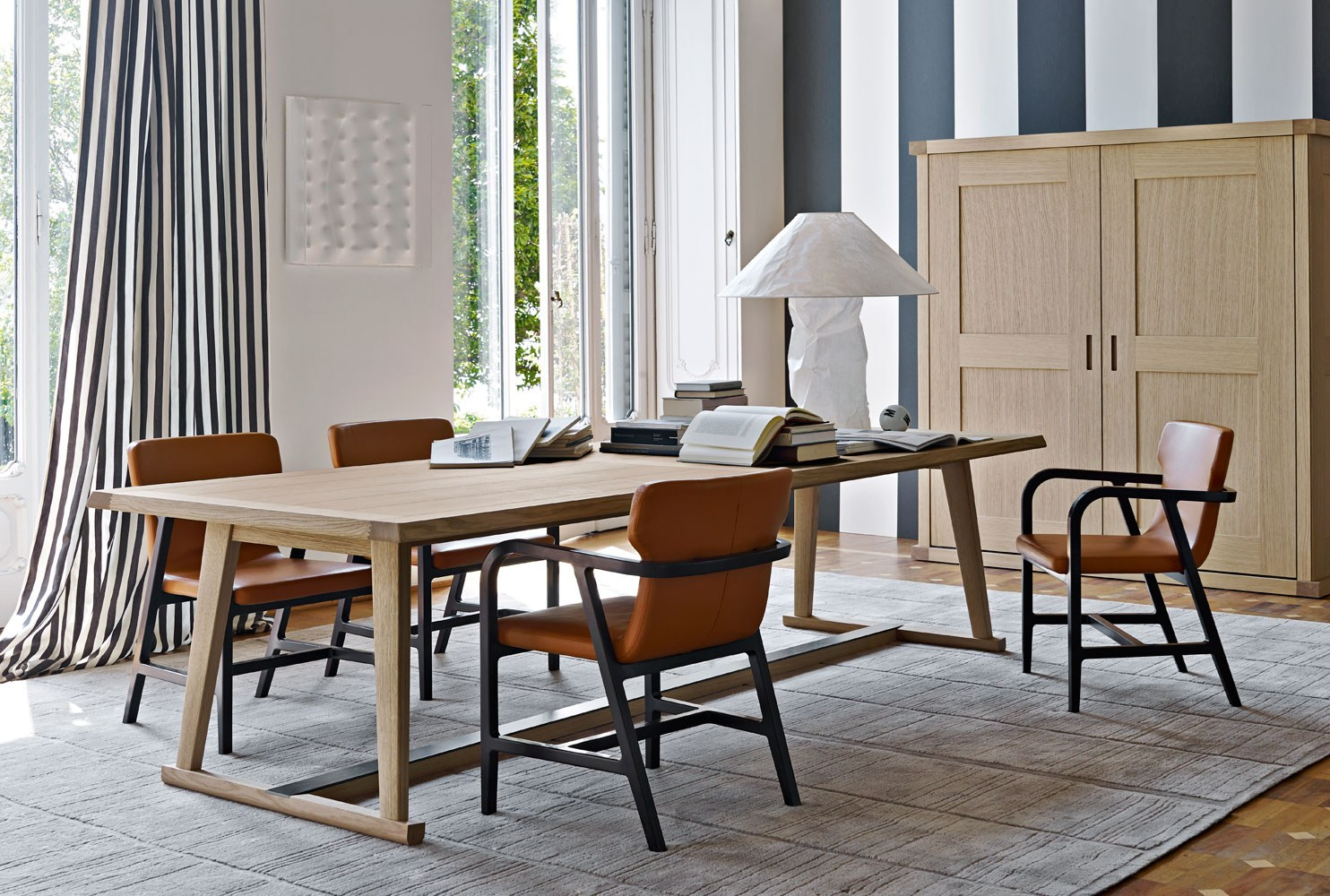 recipio 39 14 table by maxalto a brand of b b italia spa design antonio citterio