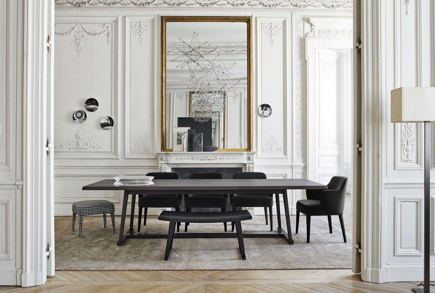 recipio 39 14 tavolo by maxalto design antonio citterio. Black Bedroom Furniture Sets. Home Design Ideas