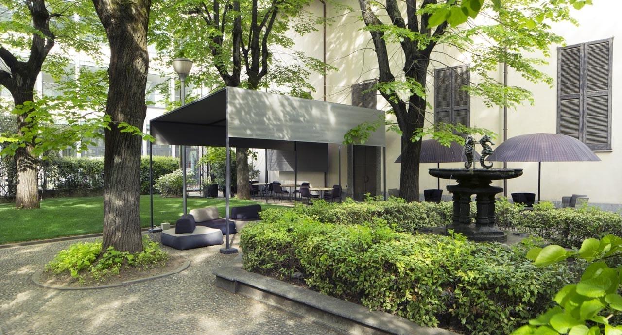 Sistema per esterno resort by paola lenti design robin for Paola lenti