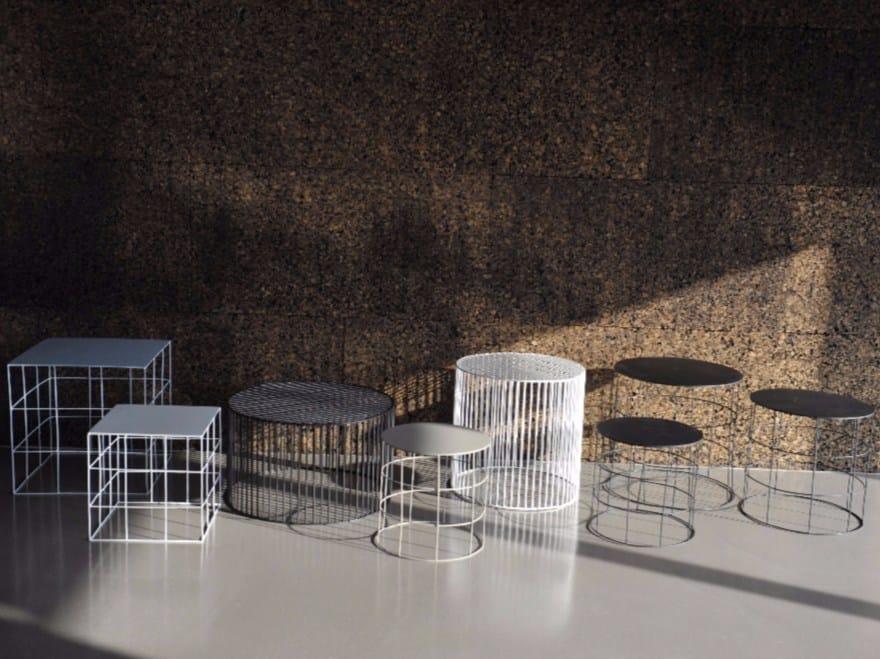 reton square coffee table tables collection by atipico design antonino sciortino. Black Bedroom Furniture Sets. Home Design Ideas