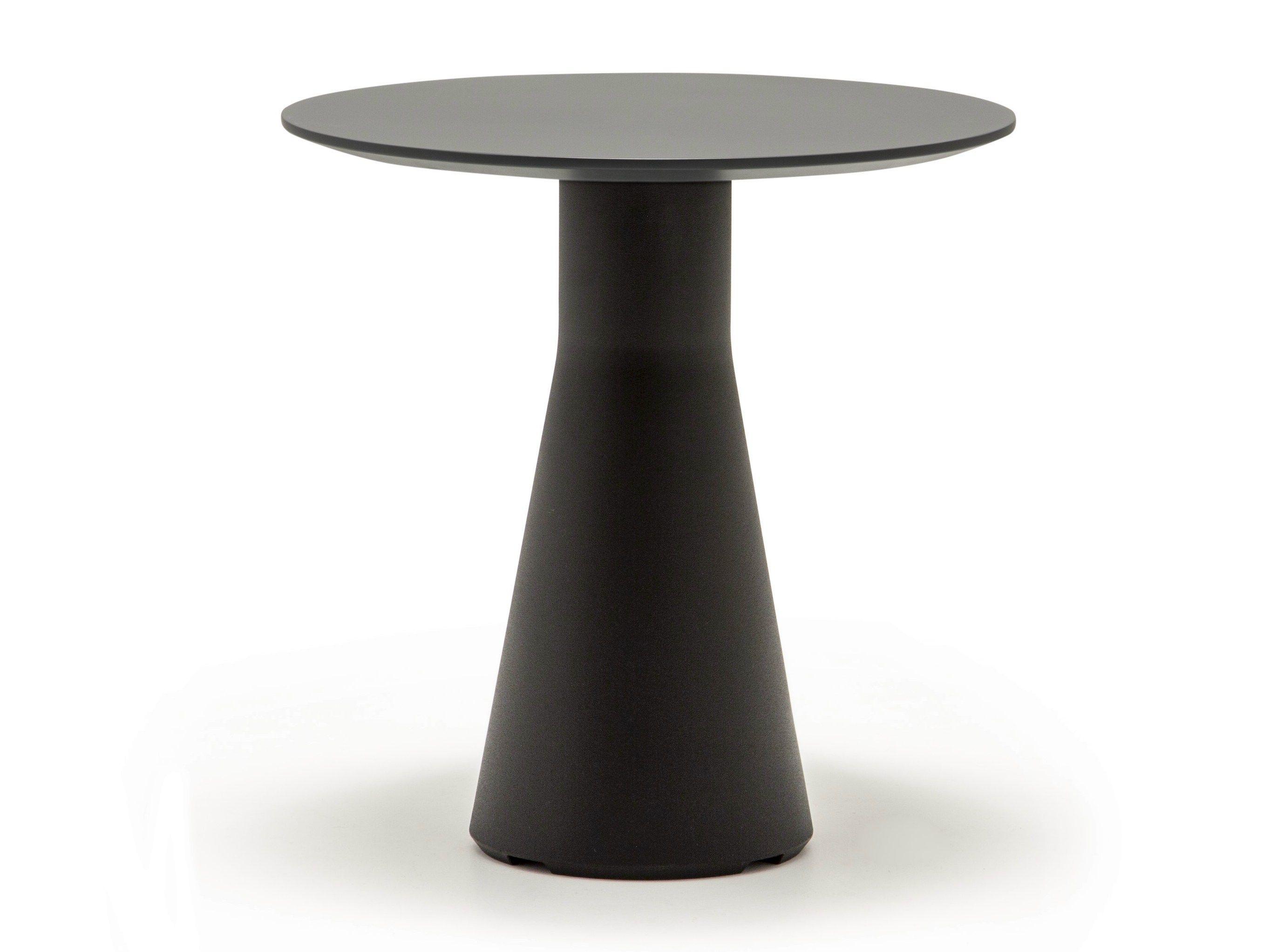 Round Table Reverse Occasional 45 By Andreu World Design Piergiorgio Cazzaniga
