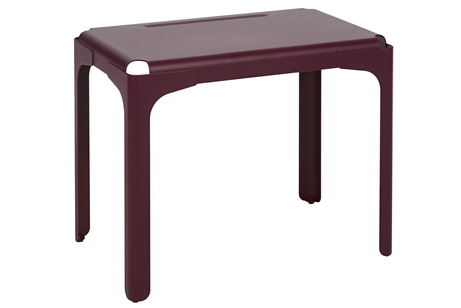metal writing desk Sturdy, powder-coated steel frame construction and leveling feet ensure stability enhances any environment and maximizes under-desk space features two drawers for.