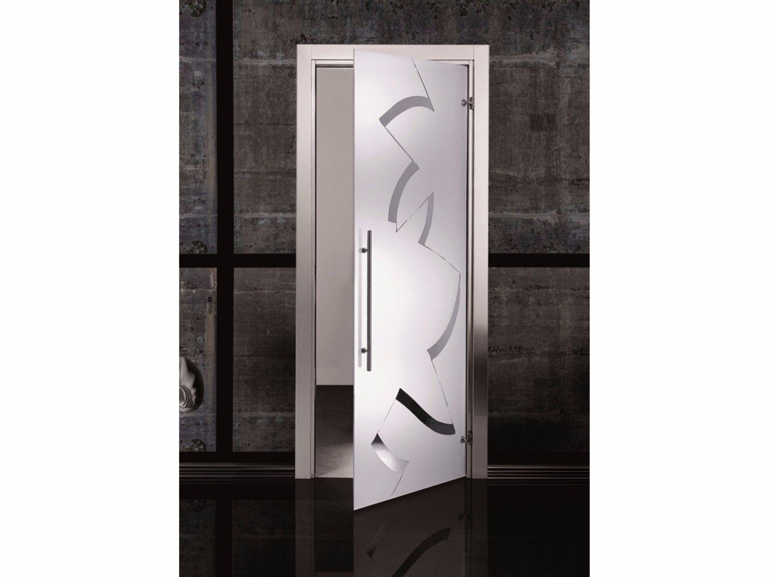 porte per interni in vetro sabbiato | archiproducts - Porte In Vetro Scorrevoli Per Interni Casali