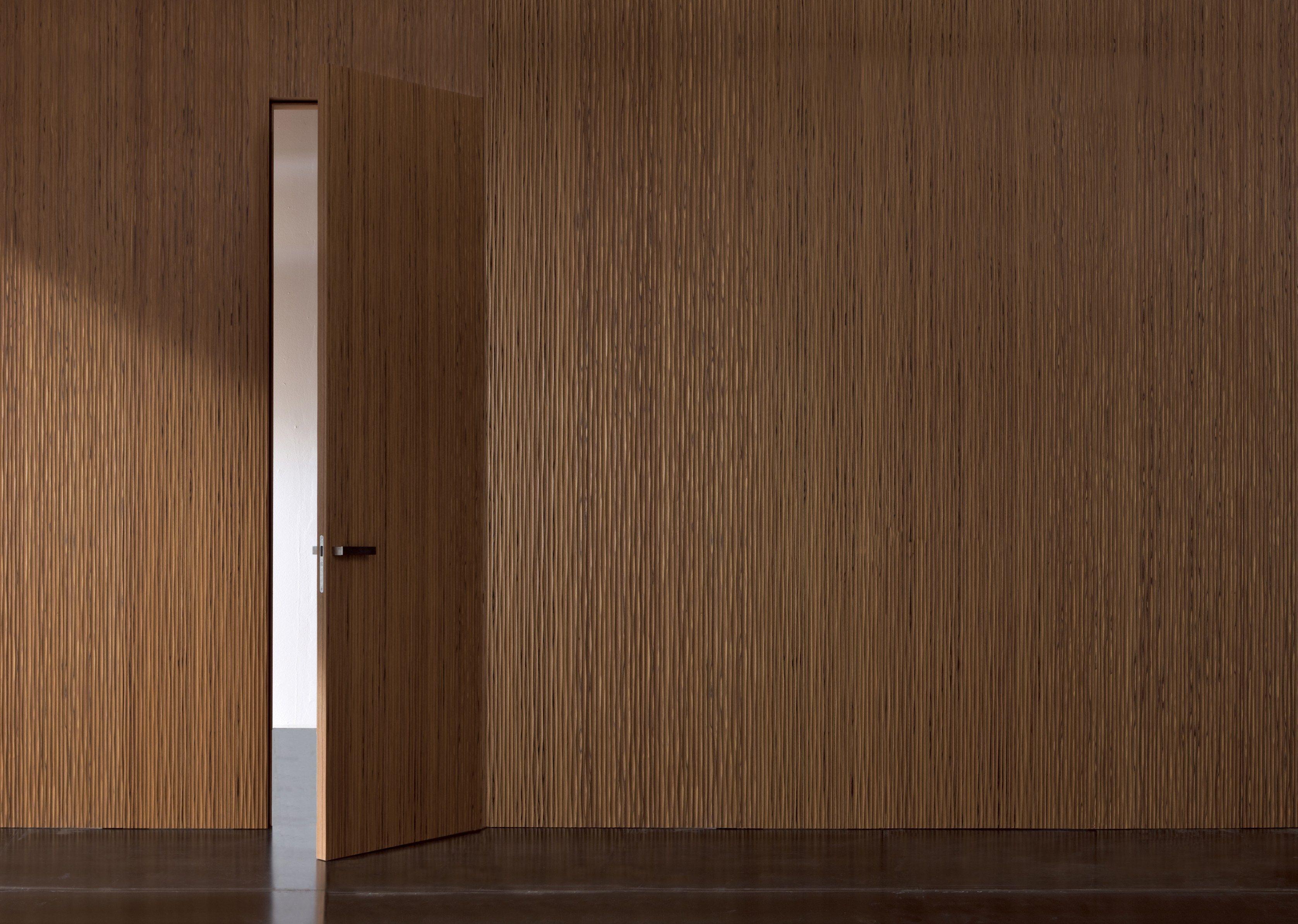 cerniere a scomparsa anta a filo : Porta a battente a filo muro con cerniere a scomparsa RL07 Porta a ...