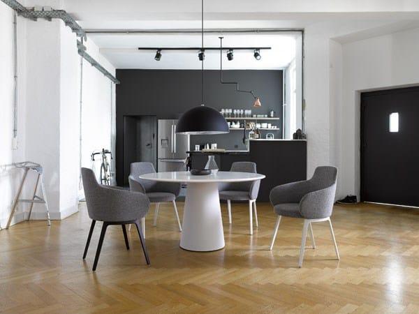 roc poltroncina by cor sitzm bel helmut l bke design uwe fischer. Black Bedroom Furniture Sets. Home Design Ideas