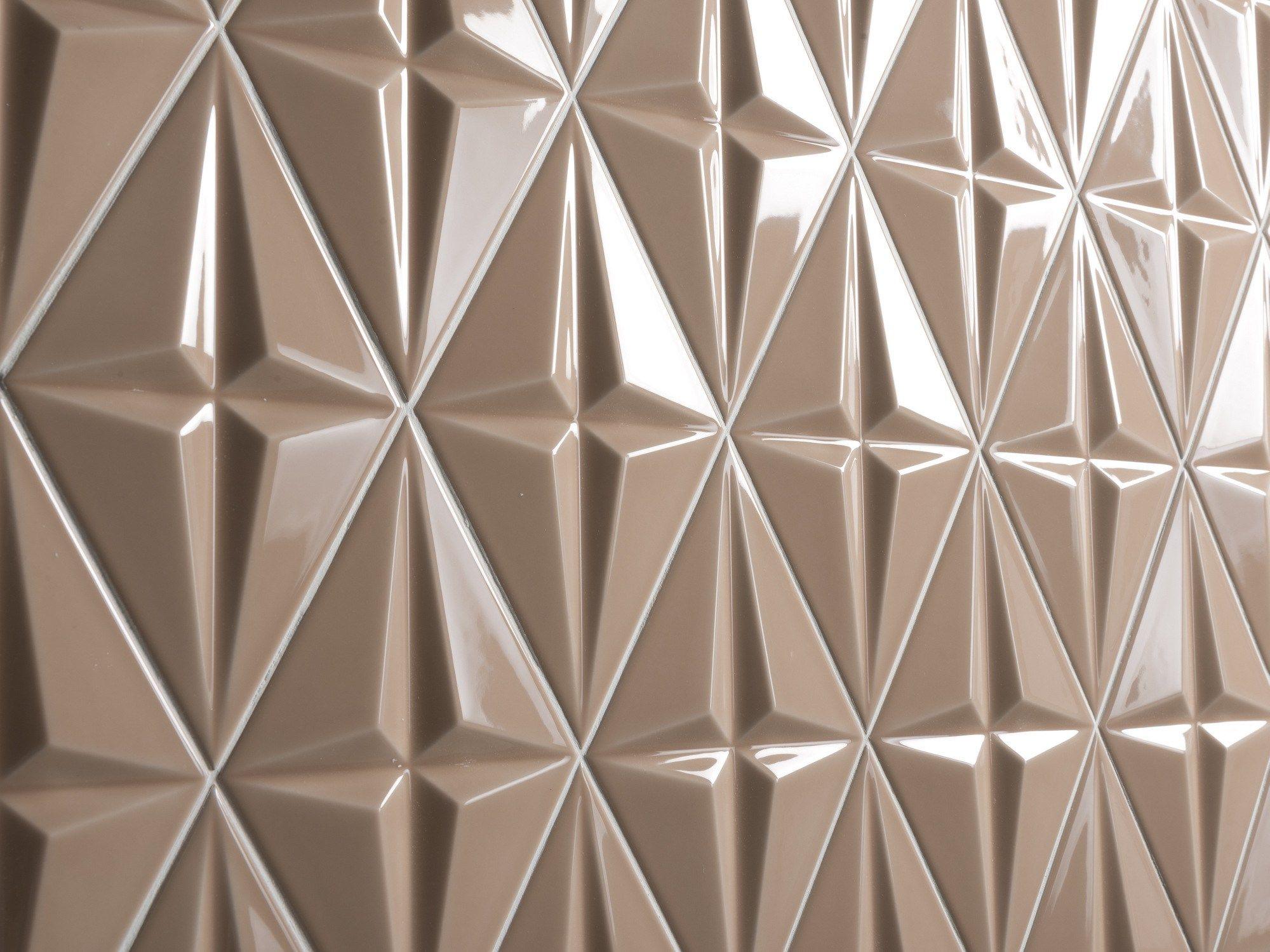Piastrelle con superficie tridimensionale modulare in ceramica bicottura per interni concetto - Piastrelle etruria prezzi ...