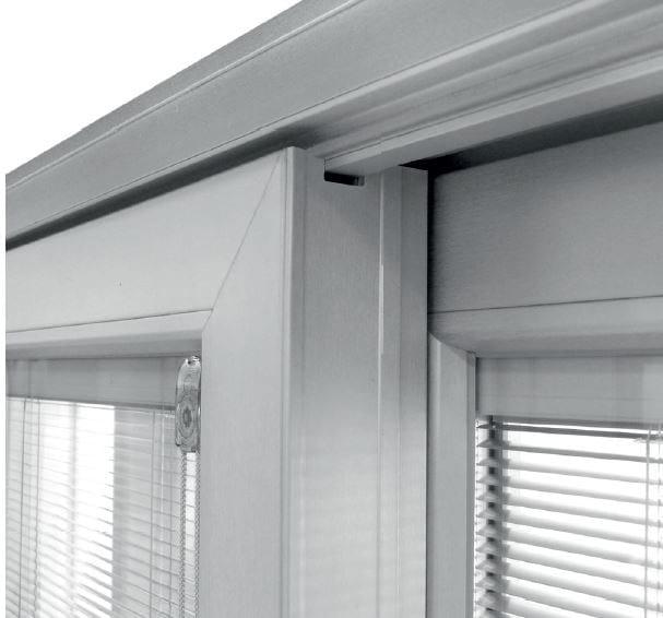 Porta finestra alzante scorrevole in pvc rubino slide al - Porta finestra scorrevole esterna ...
