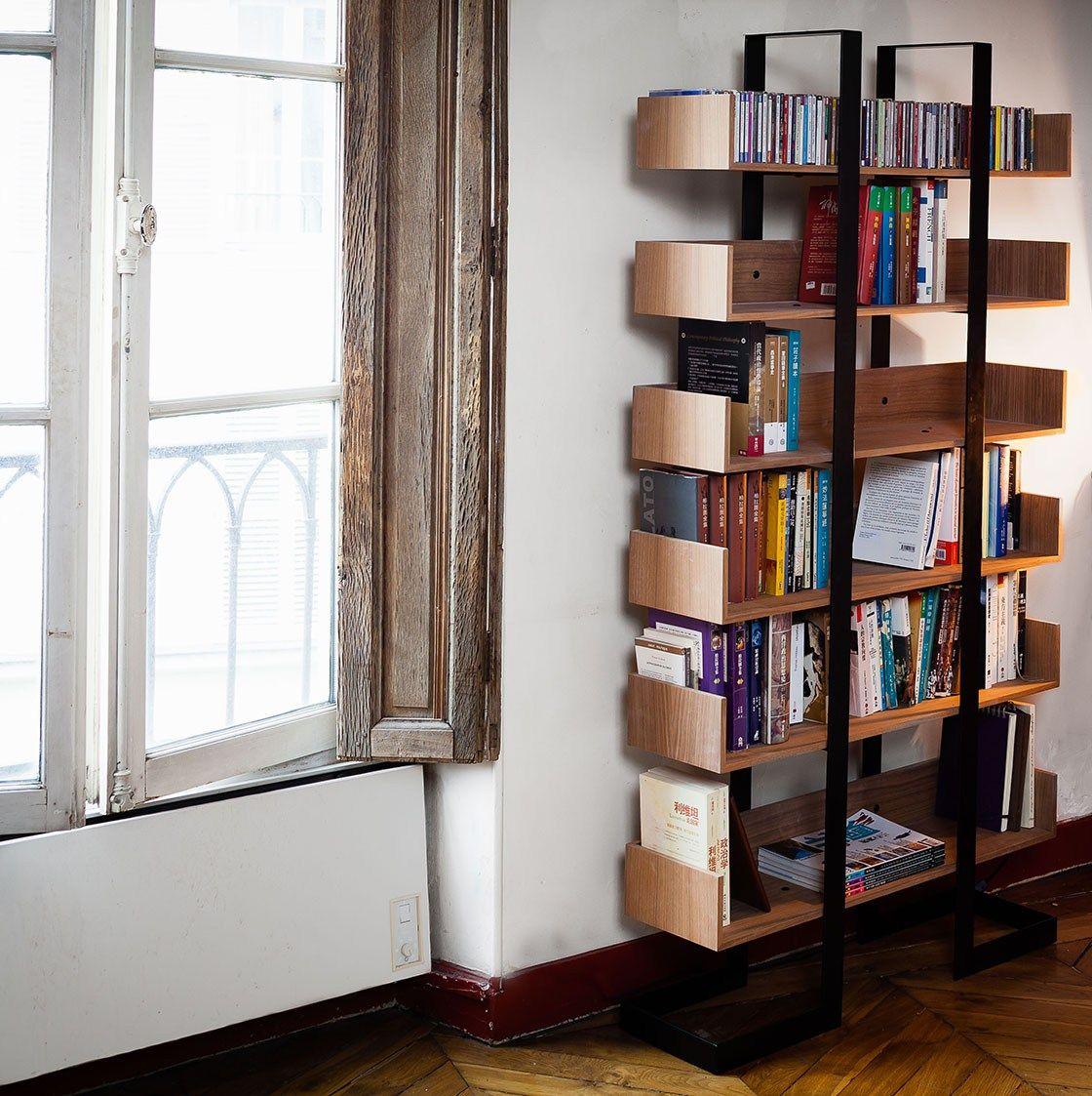 SÉverin 3 Bücherregal By Alex De Rouvray Design, Mobel Ideen