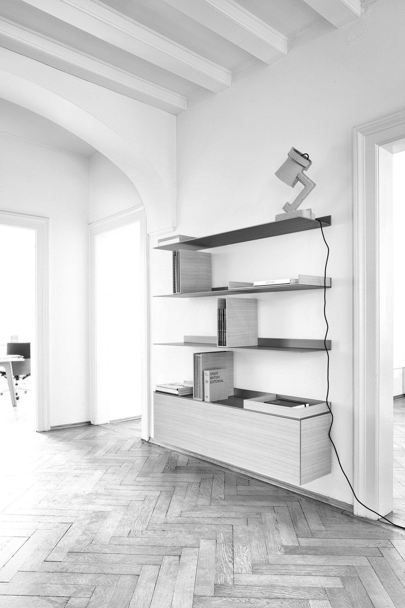 S7 regalsystem by schönbuch design dante bonuccelli