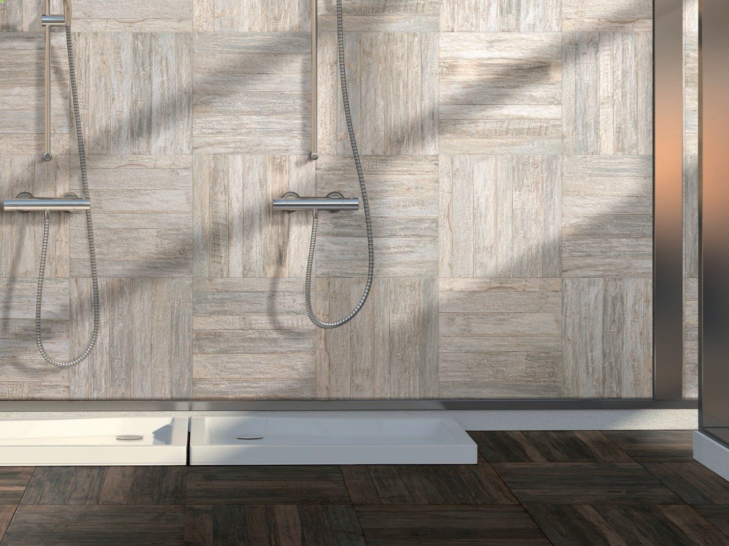 Saint tropez rivestimento per esterni by cir - Revestimientos para duchas ...