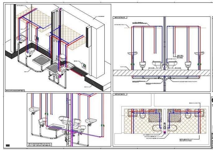 Software per progettare e disegnare reti idrico sanitarie for Progetto software