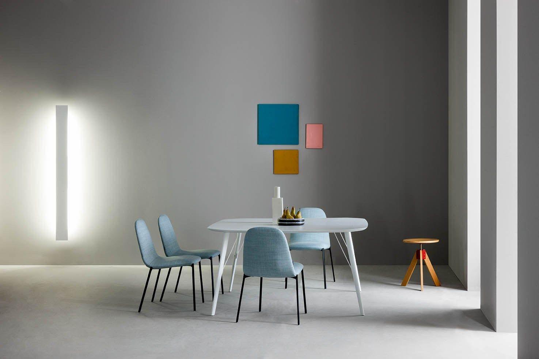 Tavolo da pranzo in legno massello santiago by zanotta for Interieur design online