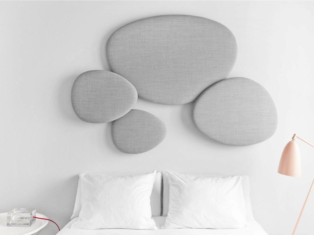 panneaux acoustiques d coratifs en tissu satellite by stua design jes s gasca. Black Bedroom Furniture Sets. Home Design Ideas