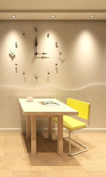 indoor gypsum wall tiles sd7045 luna park by staff d cor. Black Bedroom Furniture Sets. Home Design Ideas