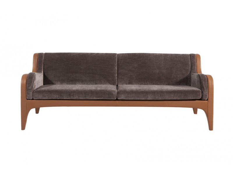 Season suede sofa by canap s duvivier design reda amalou for Duvivier canape