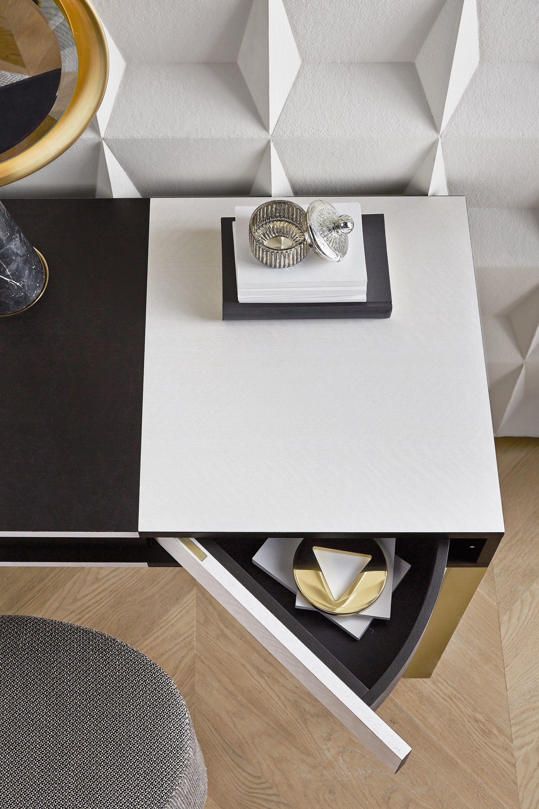 schminktisch aus holz selene by gallotti radice design pietro russo. Black Bedroom Furniture Sets. Home Design Ideas