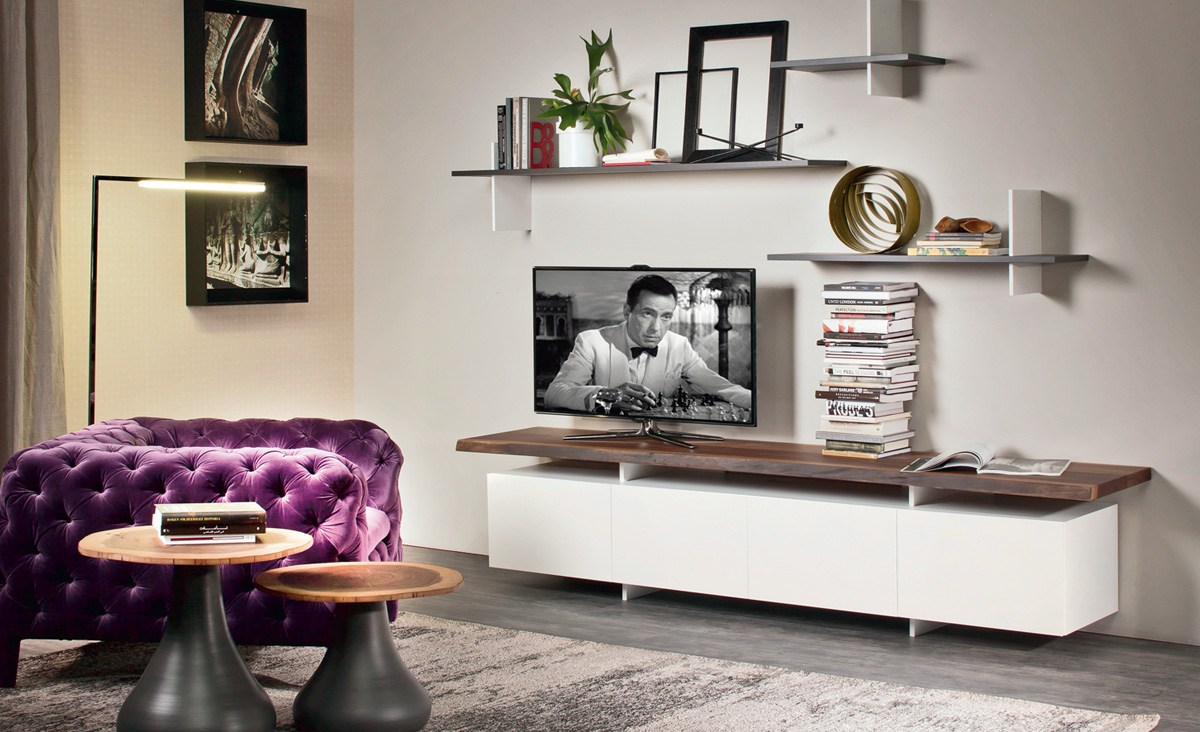 Wondrous Concealing A Tv 6 Easy And Stylish Ideas To Get It Right Home Interior And Landscaping Ologienasavecom