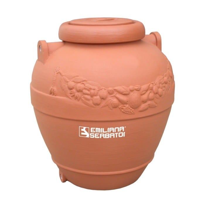 Vasca cisterna e serbatoio per opera idraulica serbatoio for Serbatoio di acqua di rame in vendita