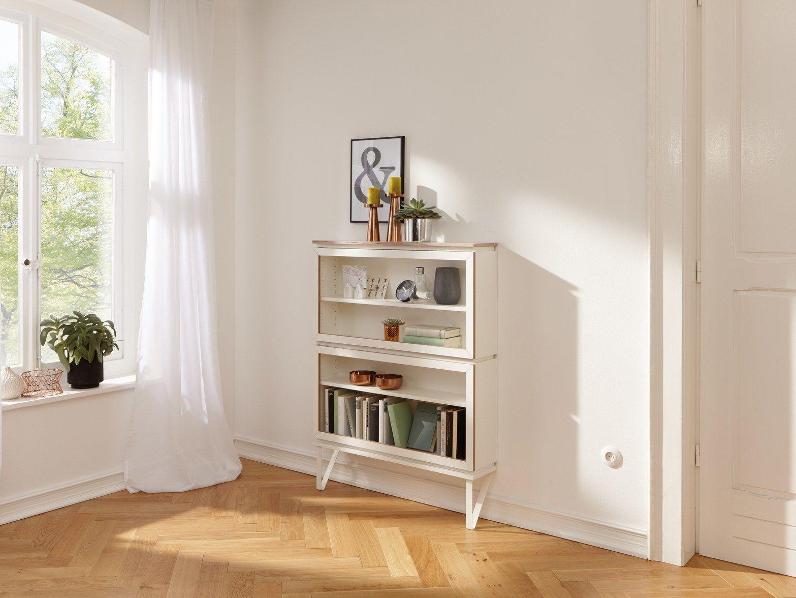 Parete attrezzata componibile divisoria laccata in legno setup by m ller m belwerkst tten design - Parete divisoria in legno ...