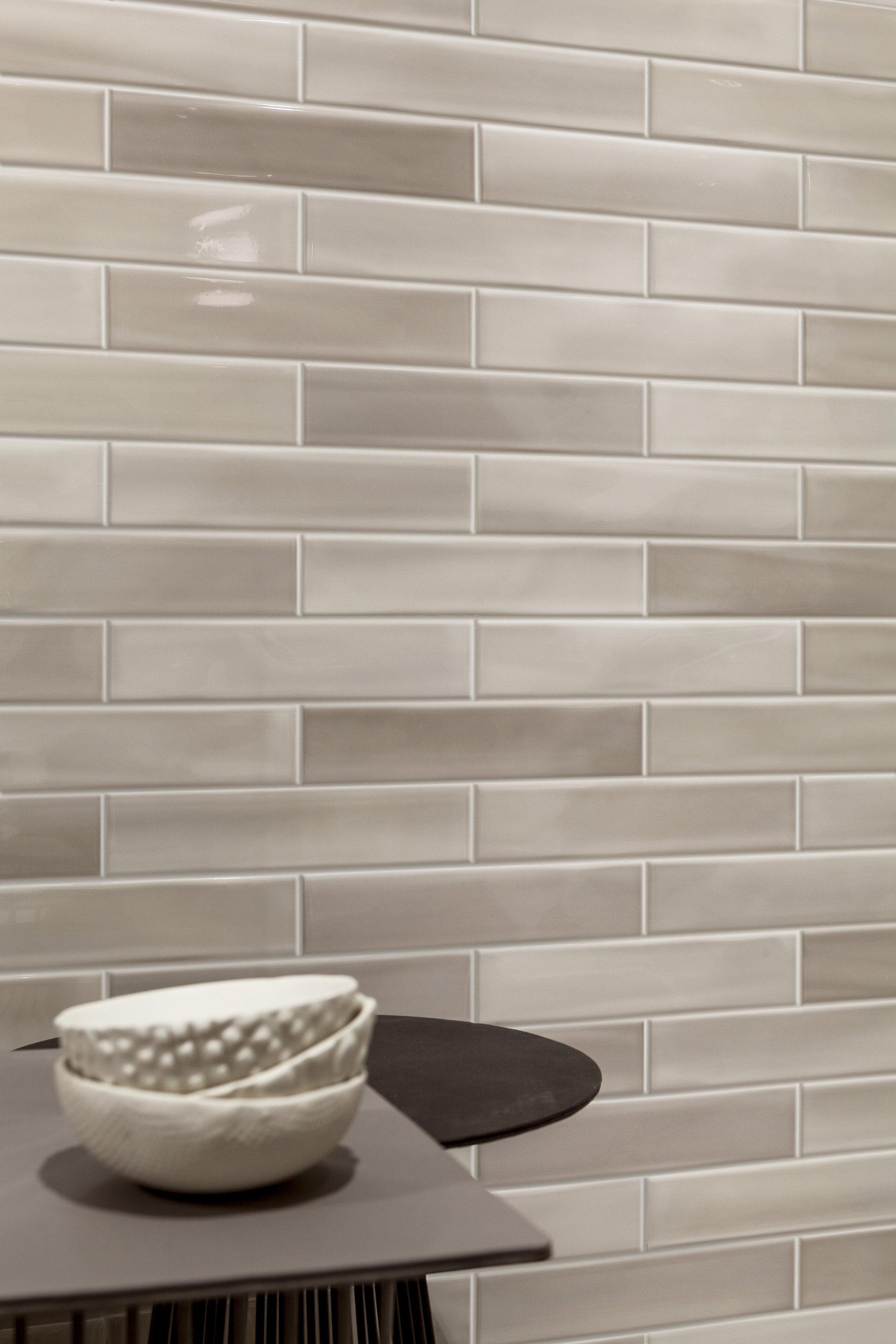 white paste wall tiles shadebox by ceramica sant 39 agostino. Black Bedroom Furniture Sets. Home Design Ideas